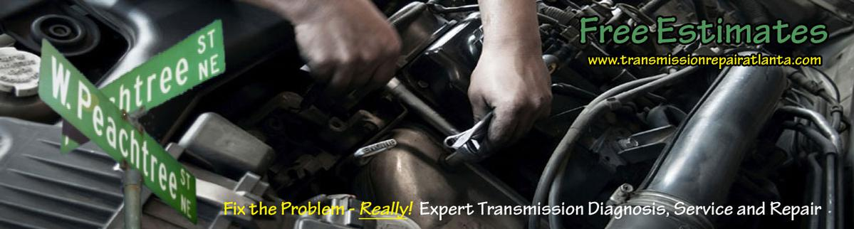 Transmission repair atlanta